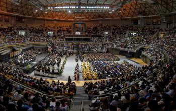 2019 Commencement exercises