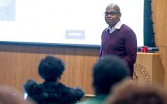 ASU alumnus and Ida B. Wells Society co-founder speaks at ASU